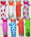 Long Dress Rajut Bali